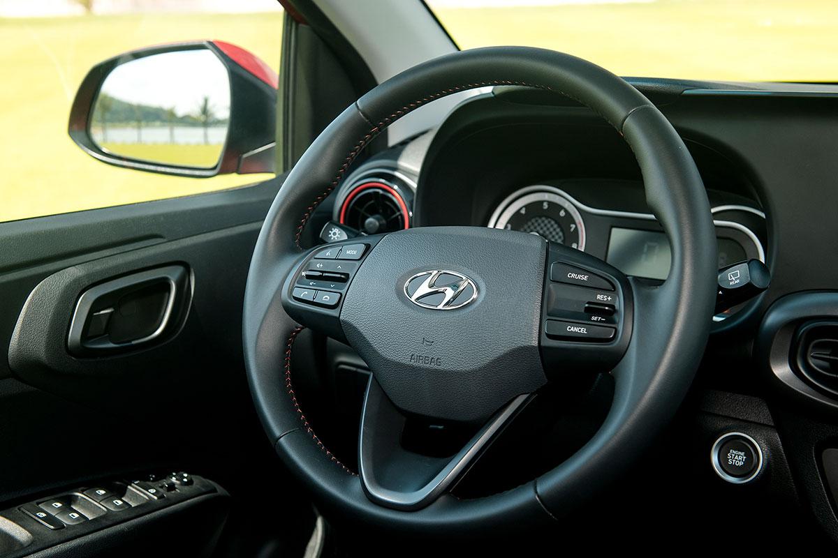 Hyundai Grand I10 2021 - Hyundai Long Biên - 0947647688