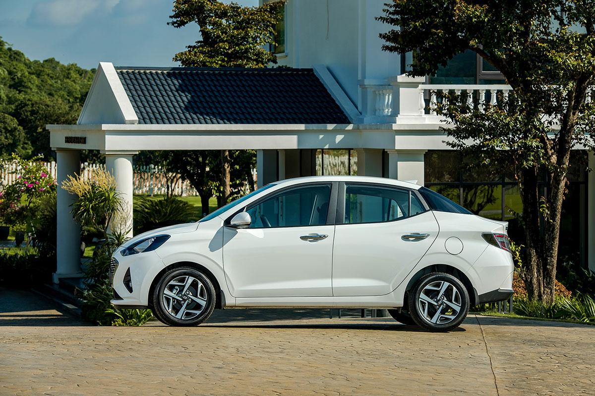 Hyundai Grand I10 Sedan 2021 - Hyundai Long Biên 0947647688