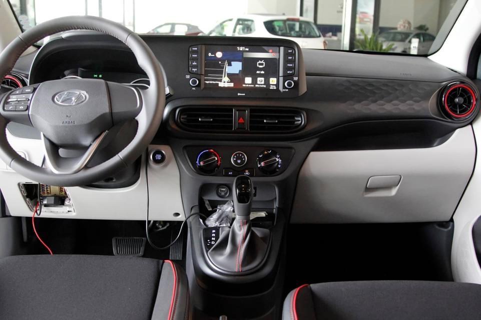 Hyundai Grand I10 Sedan 2021 - Hyundai Long Biên - 0947647688